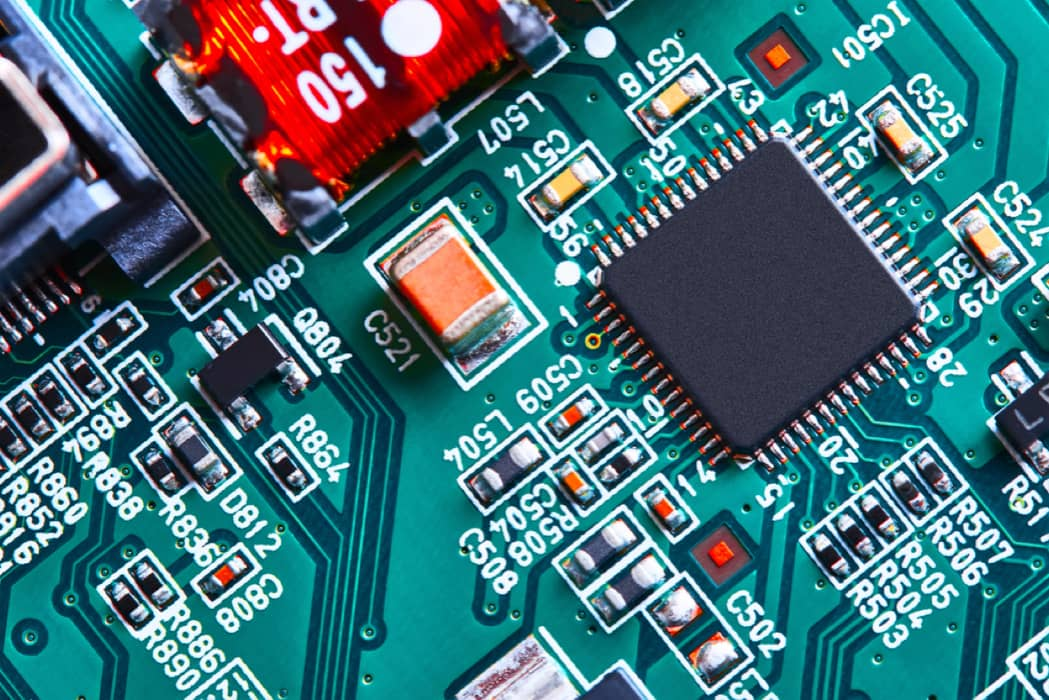 Electronic Parts & Products Machining