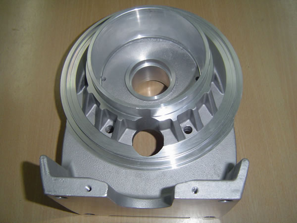 PRESSURE DIE CASTING SAMPLE PRODUCTS